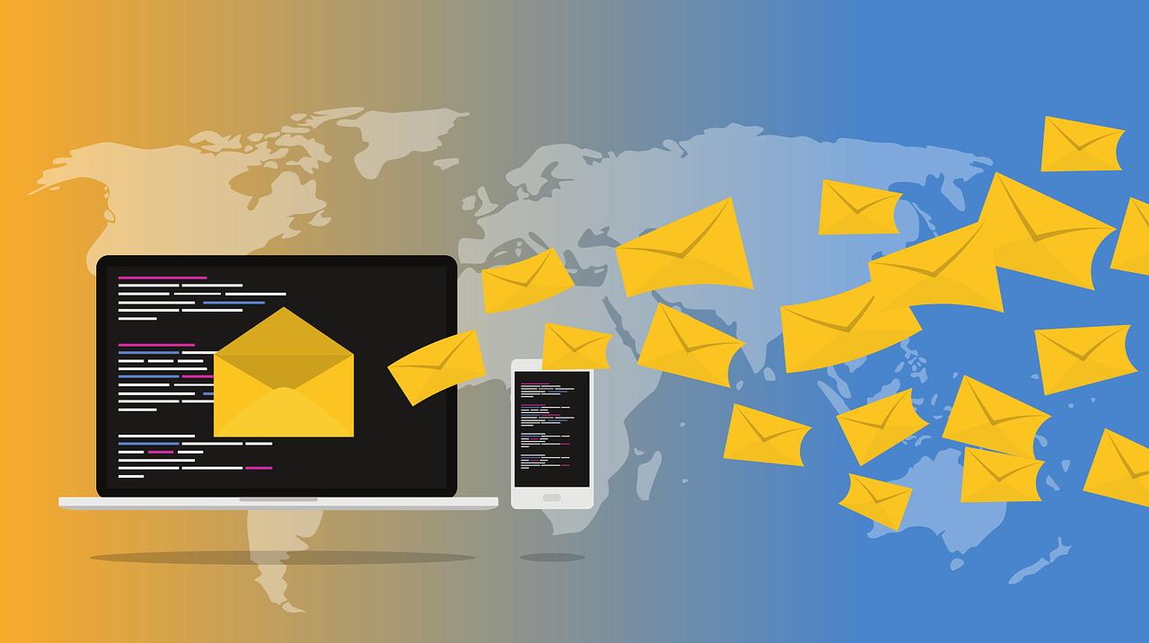 Ajouter plusieurs comptes e-mail